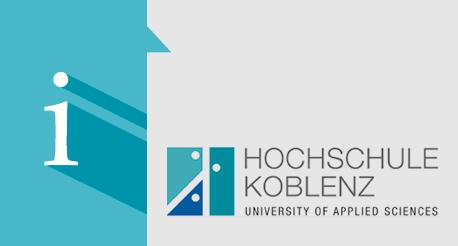 Infoveranstaltung Hochschule Koblenz