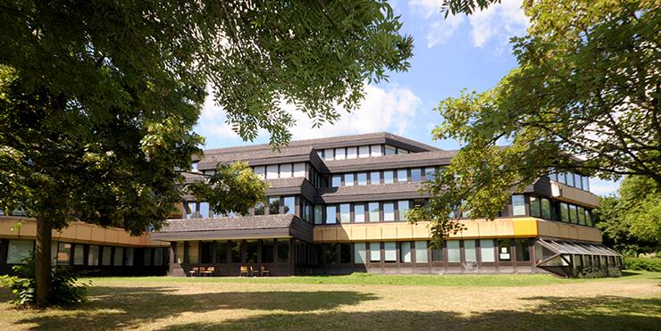 Campus der Hochschule RheinMain