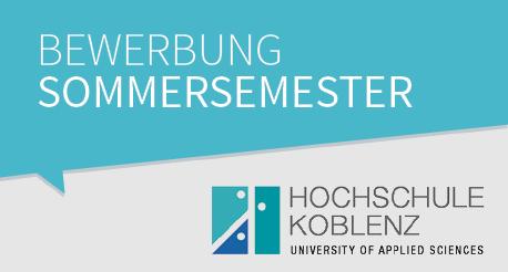 Hochschule Koblenz Bewerbung Fur Das Mentoring 6