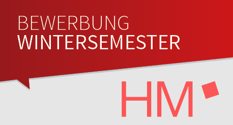 Bewerbung zum Wintersemester an der Hochschule München