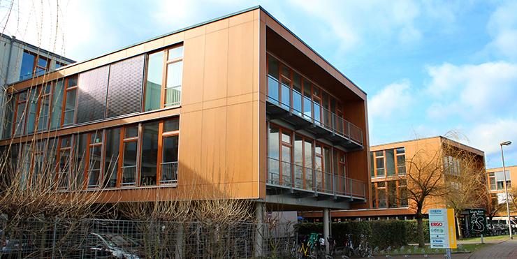 Fachhochschule Münster: Bild des Seminargebäudes